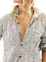 Magnolia Pearl Boyfriend Shirt - Sierra