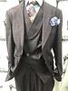 Window Paine Plaid Suit