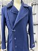 3/4 Length Zip & Button Coat