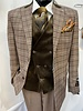 PLAID 3PC SUIT