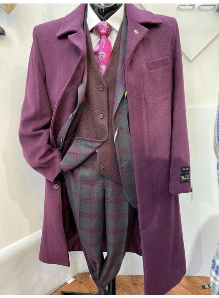 Falcone Full Length Coat