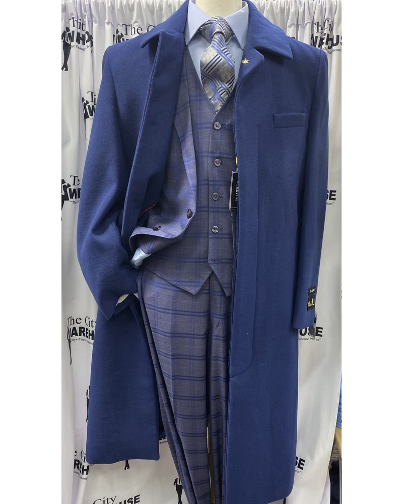 Falcone Full Length Coat