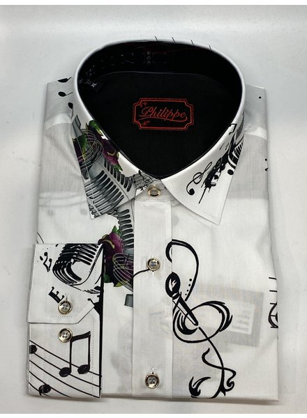 Philippe Music Shirt