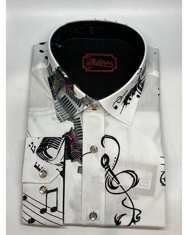 Philippe Music Shirt