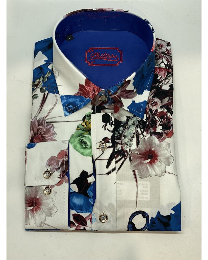 Philippe Floral Shirt