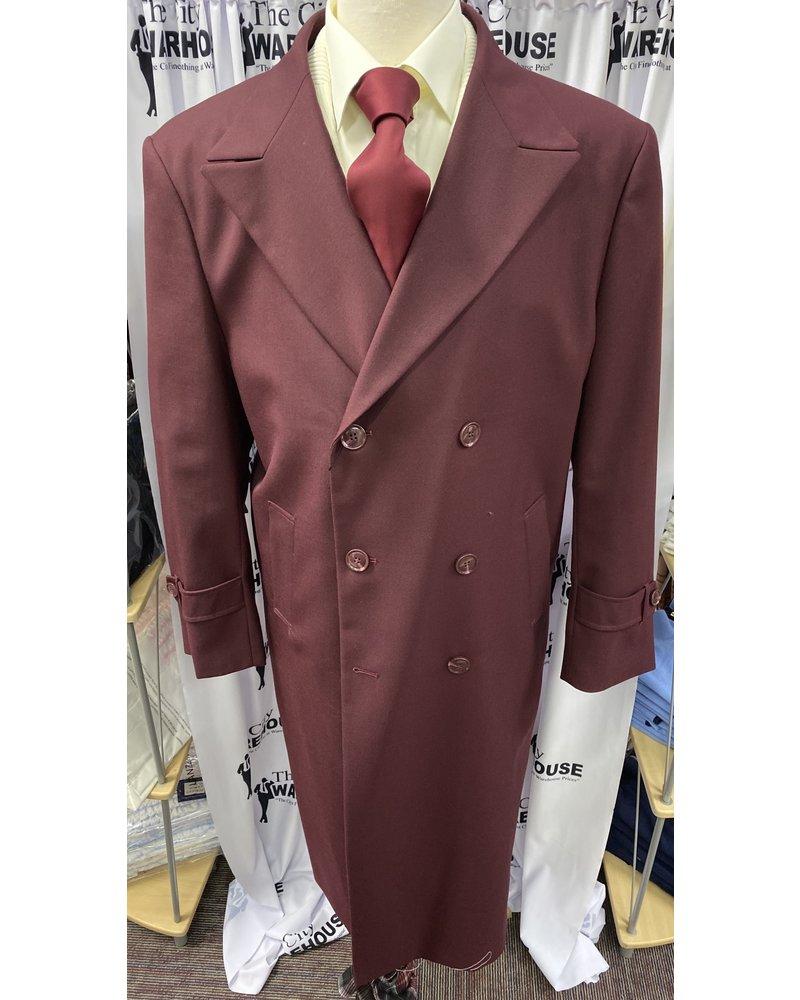 Gaberdine Full Lengh Coat