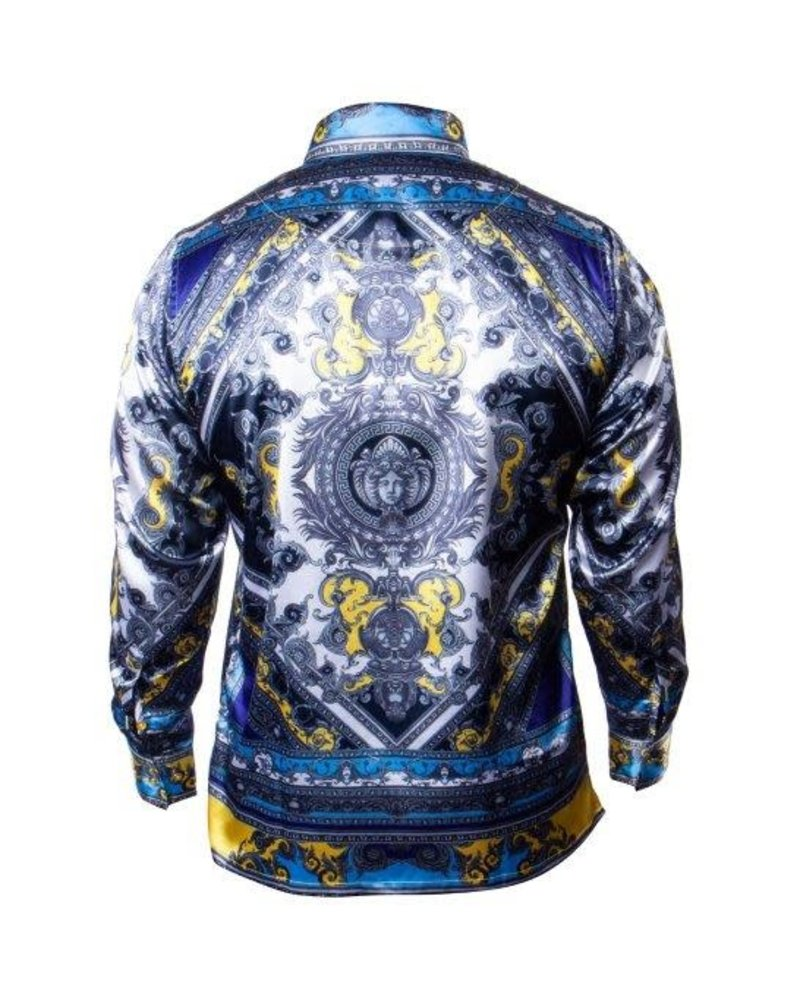 Prestige Digital Print Shirt