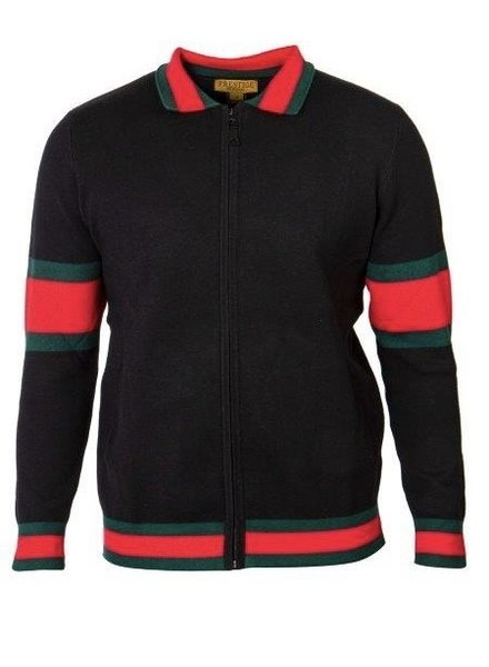 L/S Full Zip WEB Sweater