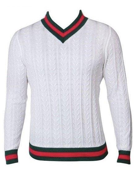 Prestige V-Neck Sweater