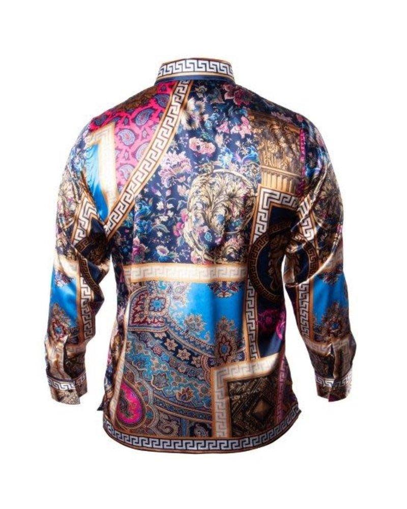 Prestige L/s Digital Medusa Shirt