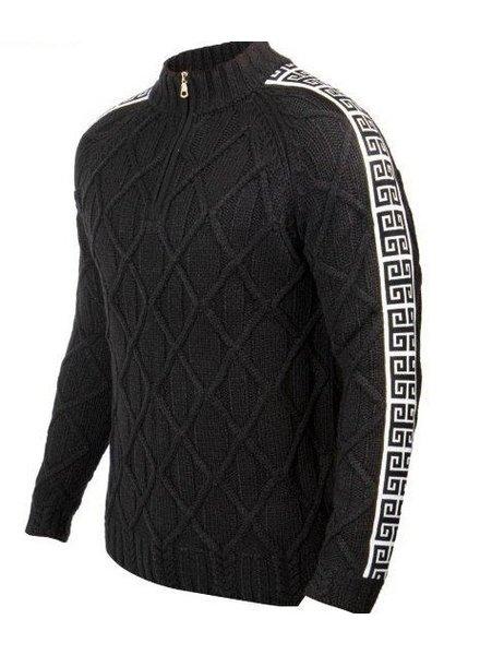 Prestige Halfzip Raglan Sweater