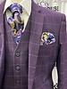 1B Vested Window Paine Suit