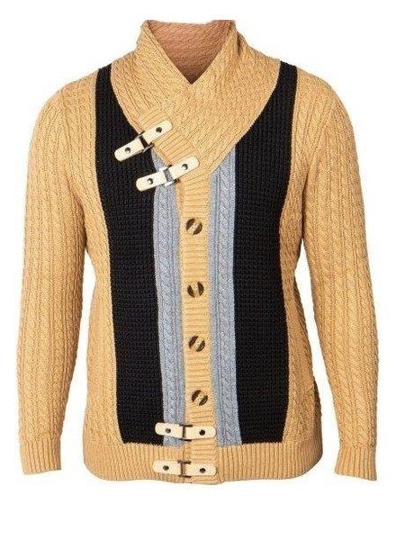 Prestige Cable Knit Sweater