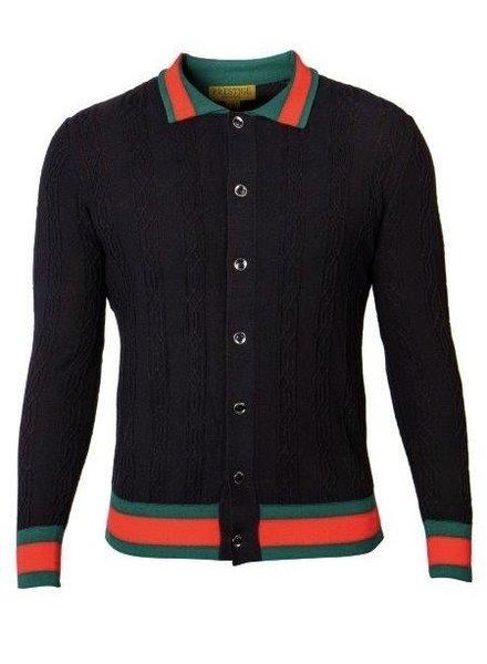 Prestige Button Down Knit