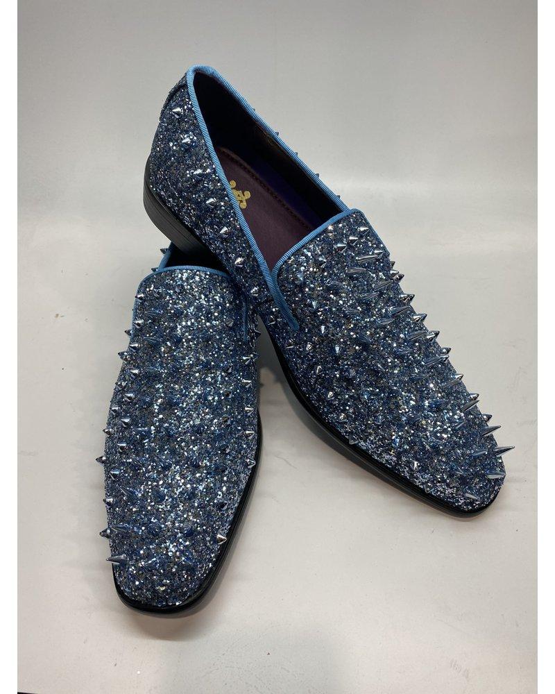 Studded & Stone  Loafer