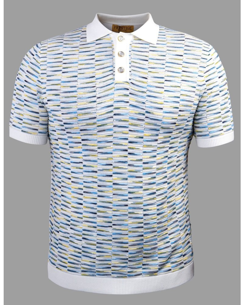 Prestige 3B Polo Knit