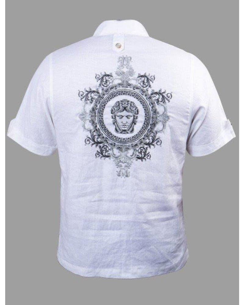 Prestige Mdsa Embrodory Linen Set