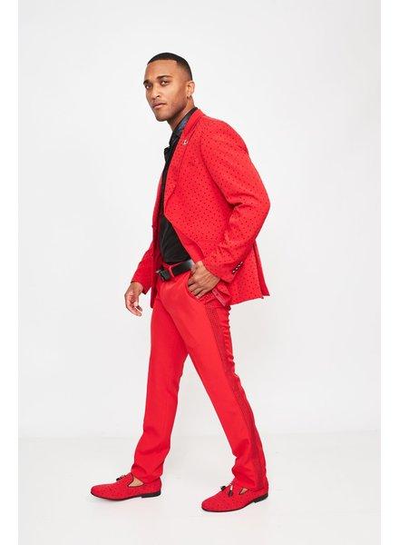 2B Rhinestone Suit