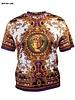 Prestige S/S Crew Neck Digital Print Shirt