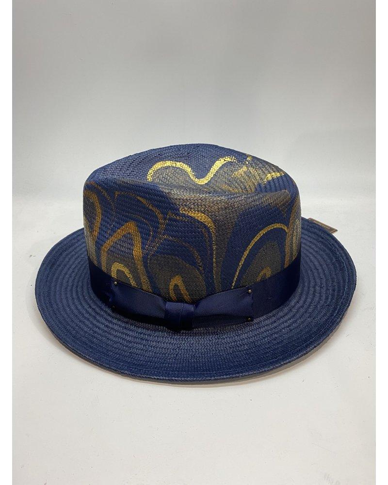 Steven Land Straw Hat (Monte Carlo)