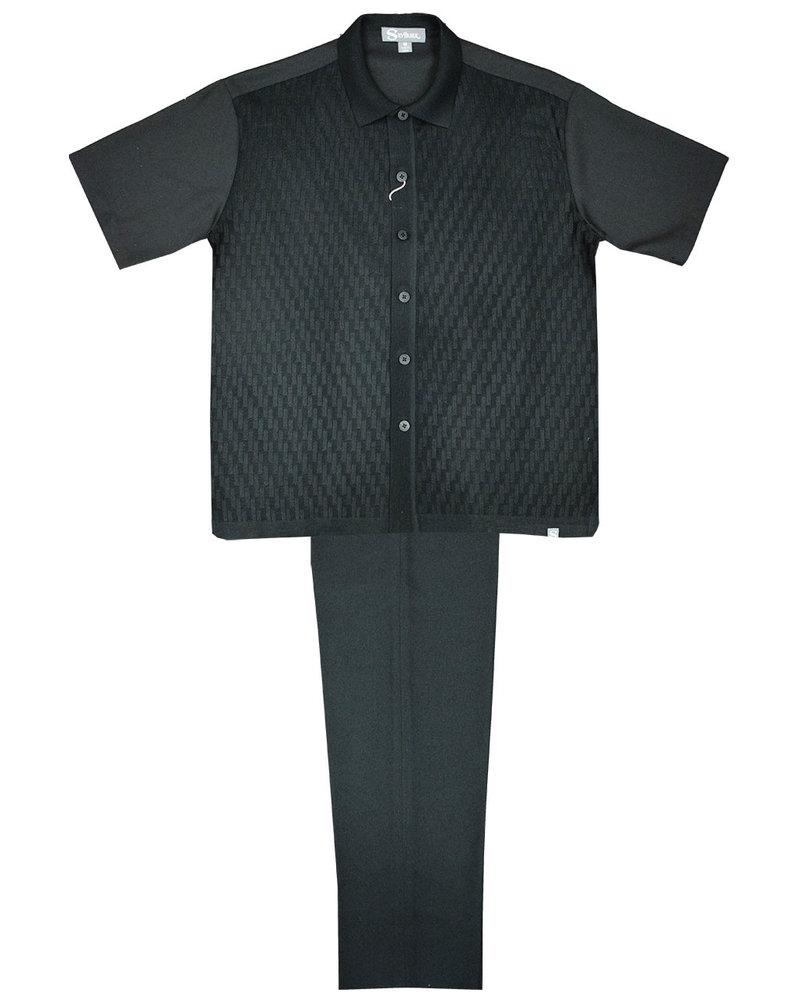 Silversilk Knit Set (8217)
