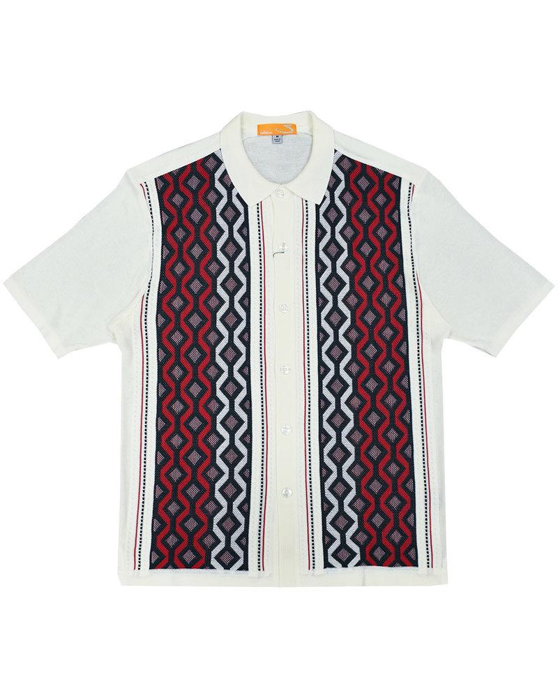 Silversilk Knit Shirt (8119)