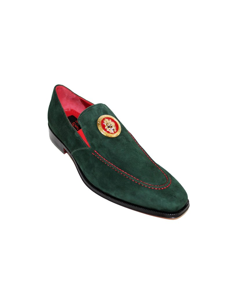 Emelio Franco Stitch Loafer