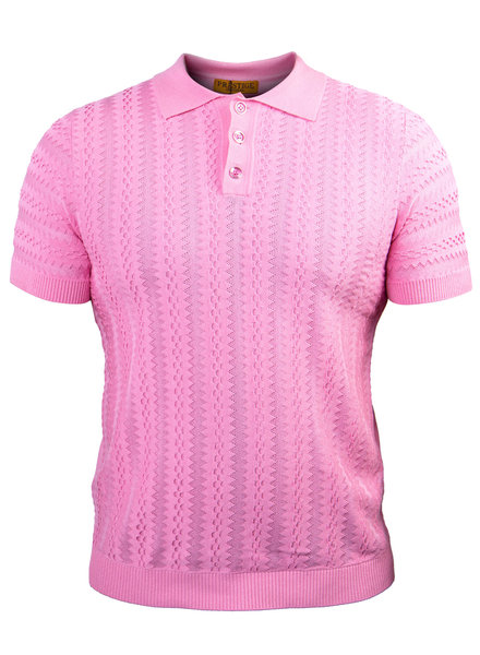 Prestige Textured Polo Shirt