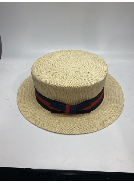 The Boater Straw Hat