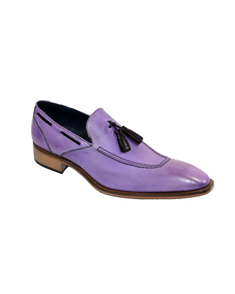 Duca (Rieti) Leather Loafer