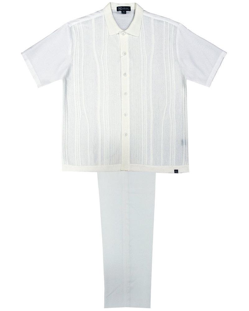 Silversilk Knit Set (8212)