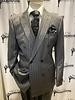 Vitali D/B Pinstripe Suit