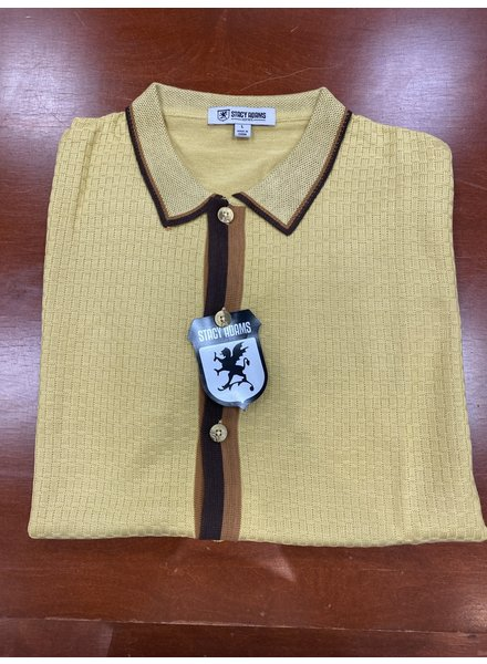Stacy Adams Knit shirt (8100)