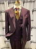 Tiglio Lux Wool Gaberdine Vested Suit