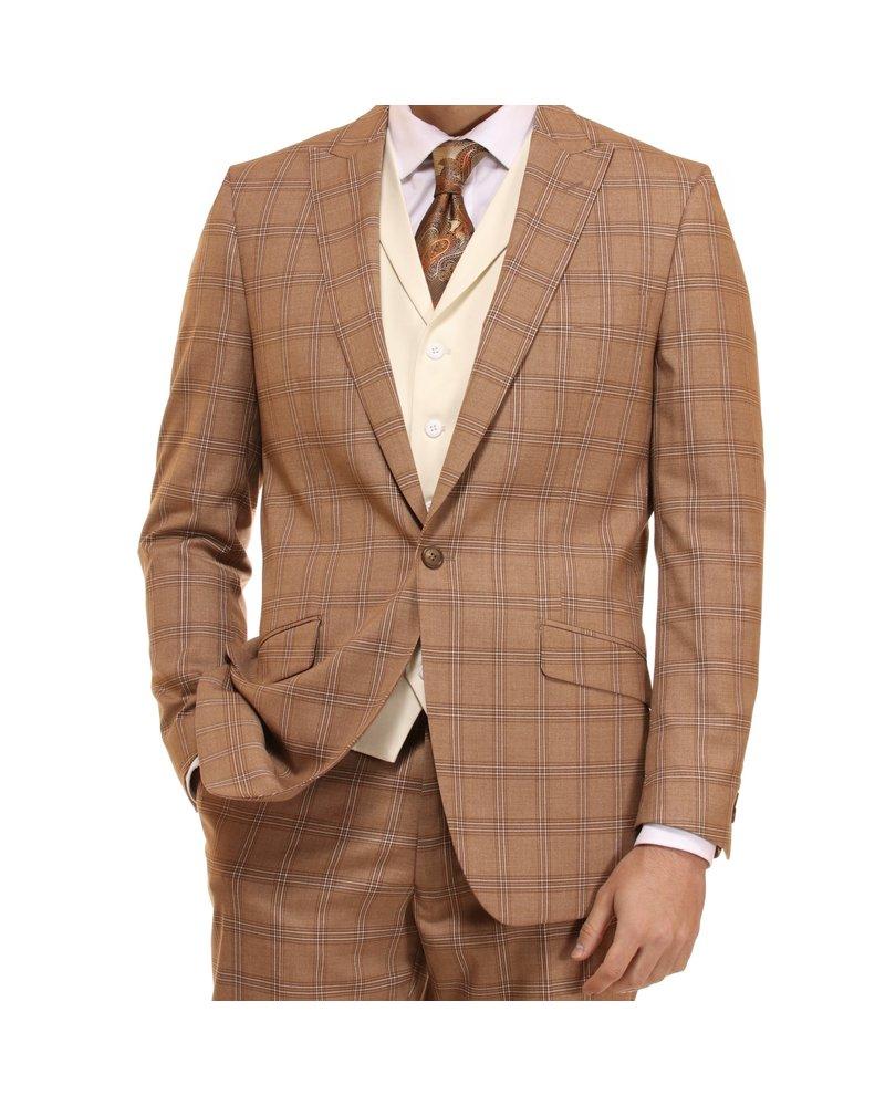 Vitali Compose Window Pane Suit