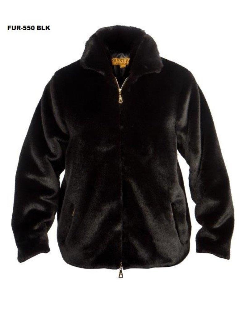 Prestige Short Fur Mink Jacket