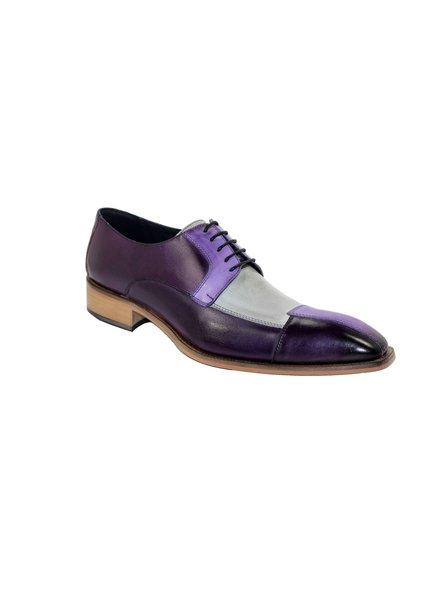 Duca Tritone Leather Shoe (Torino)