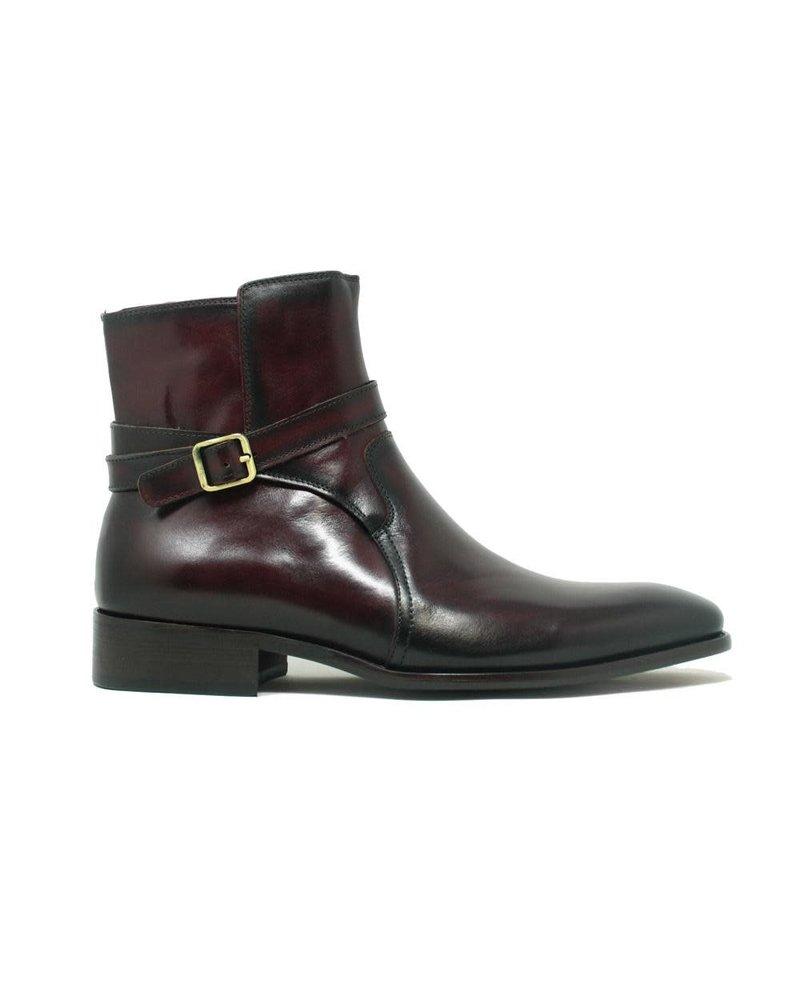Carracci Leather Strap Boot