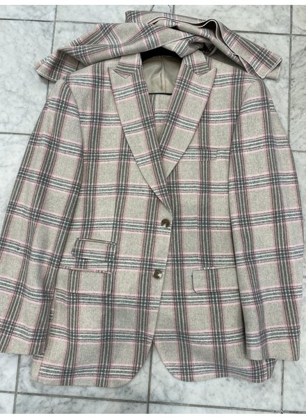 Thread & Stitch Glen Plaid Suit