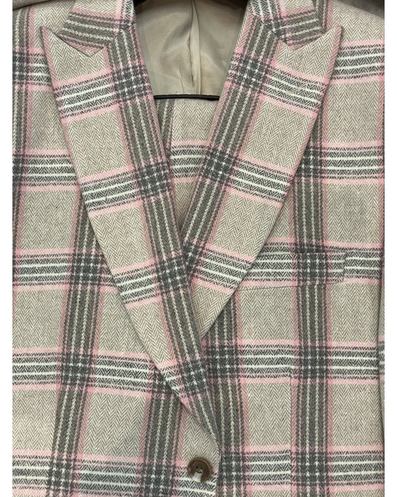 Thread & Stitch Glen Plaid Suit