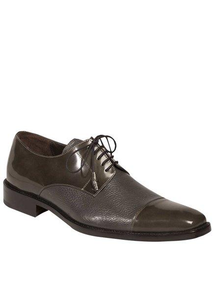 Mezlan Leather Cap Toe Shoe (Soka)