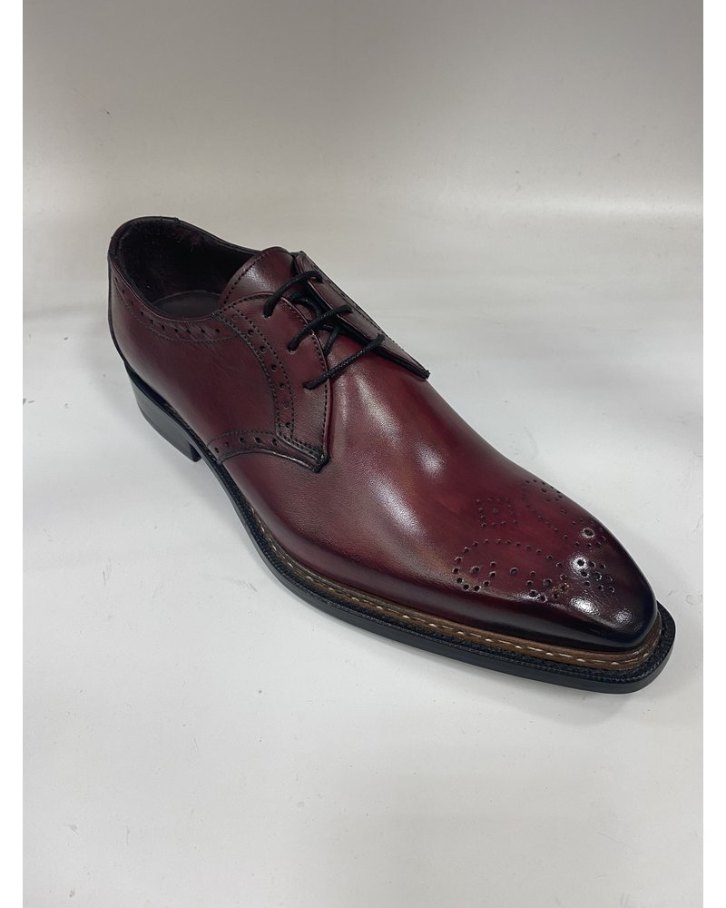 Emelio Franco Lace Up Oxford Leather Shoe (Maurizio)