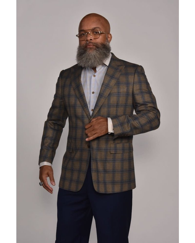 Steven Land 2B Window Paine Blazer