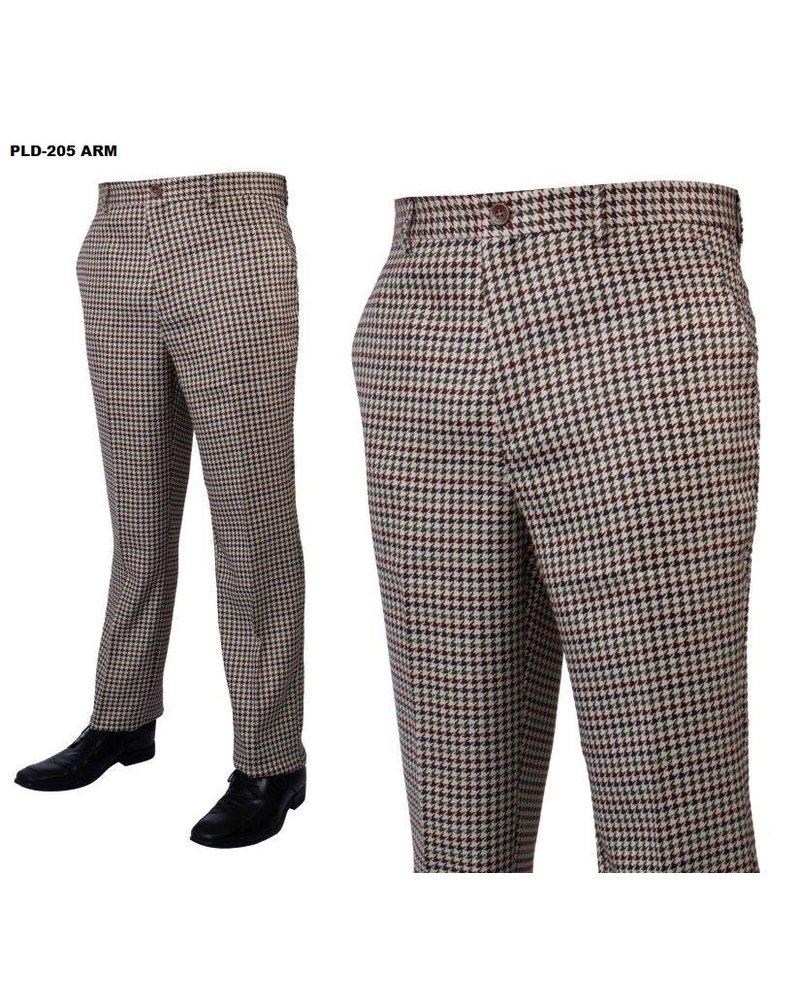 Prestige Wool Plaid Pant S20