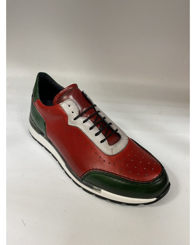 Duca Leather Sneaker (Marini)