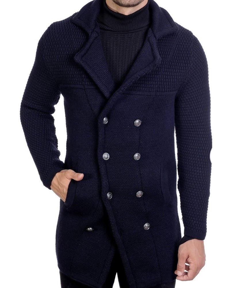 Black Edition D/B Cardigan Sweater