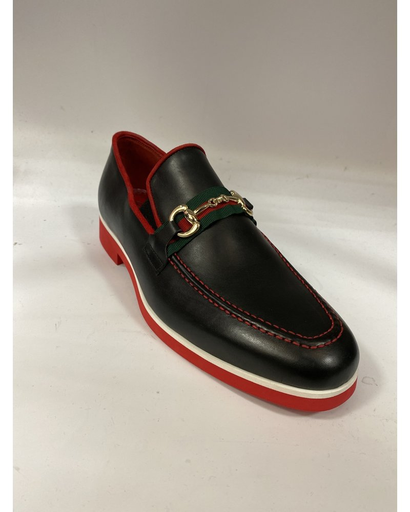 Emilio Franco Leather Loafer (Nino)