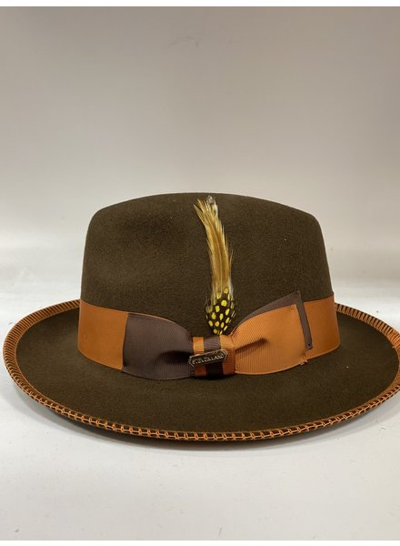 Steven Land Saverio Hat
