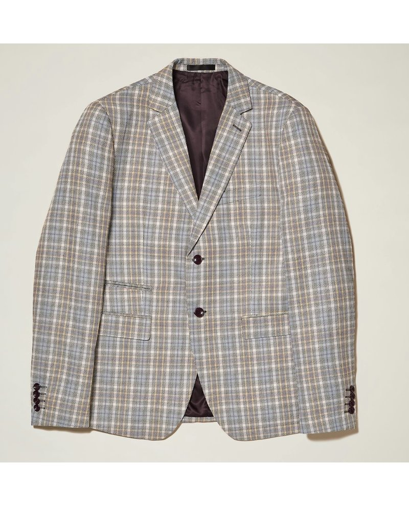 Inserch Small Check Blazer