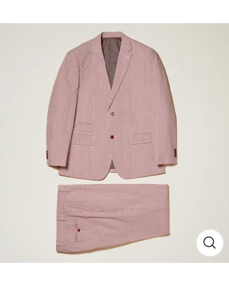 Inserch Seersucker Suit